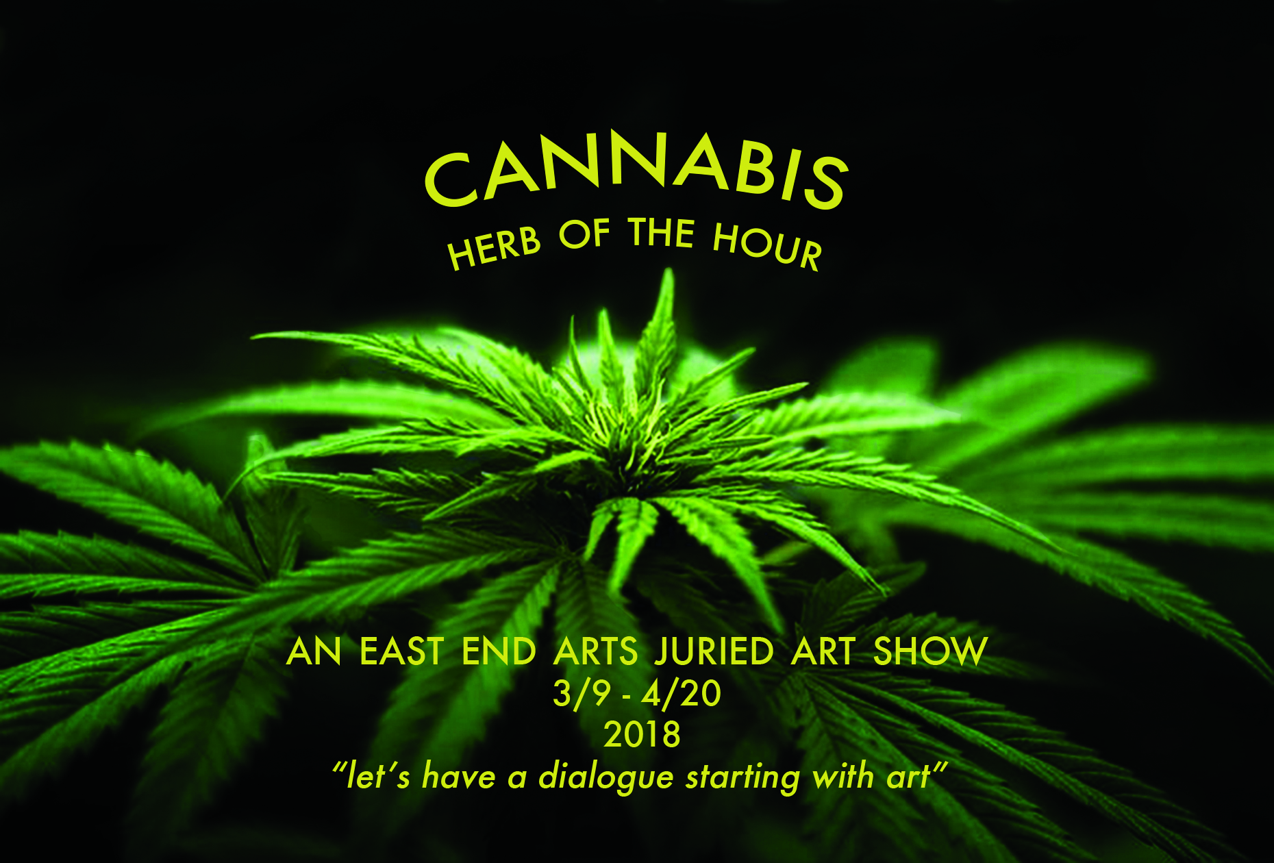 Opening Reception: CANNABIS Gallery Show