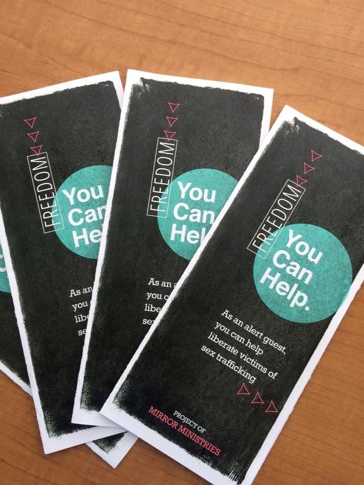 SUDS Outreach brochures
