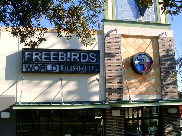 Freebirds- Manufacture & Installation