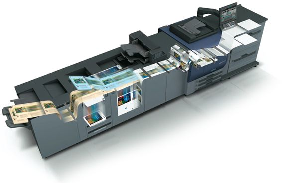 Konica Digital Presses