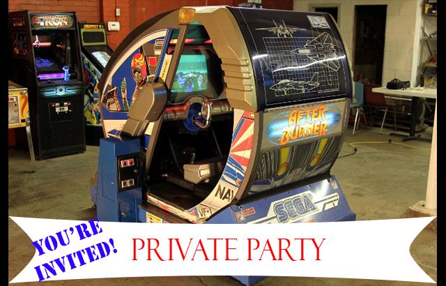 Atomic Buaffalo Arcade