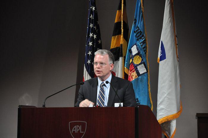 David Rohde at NCMF October 2015 Meeting & Symposium