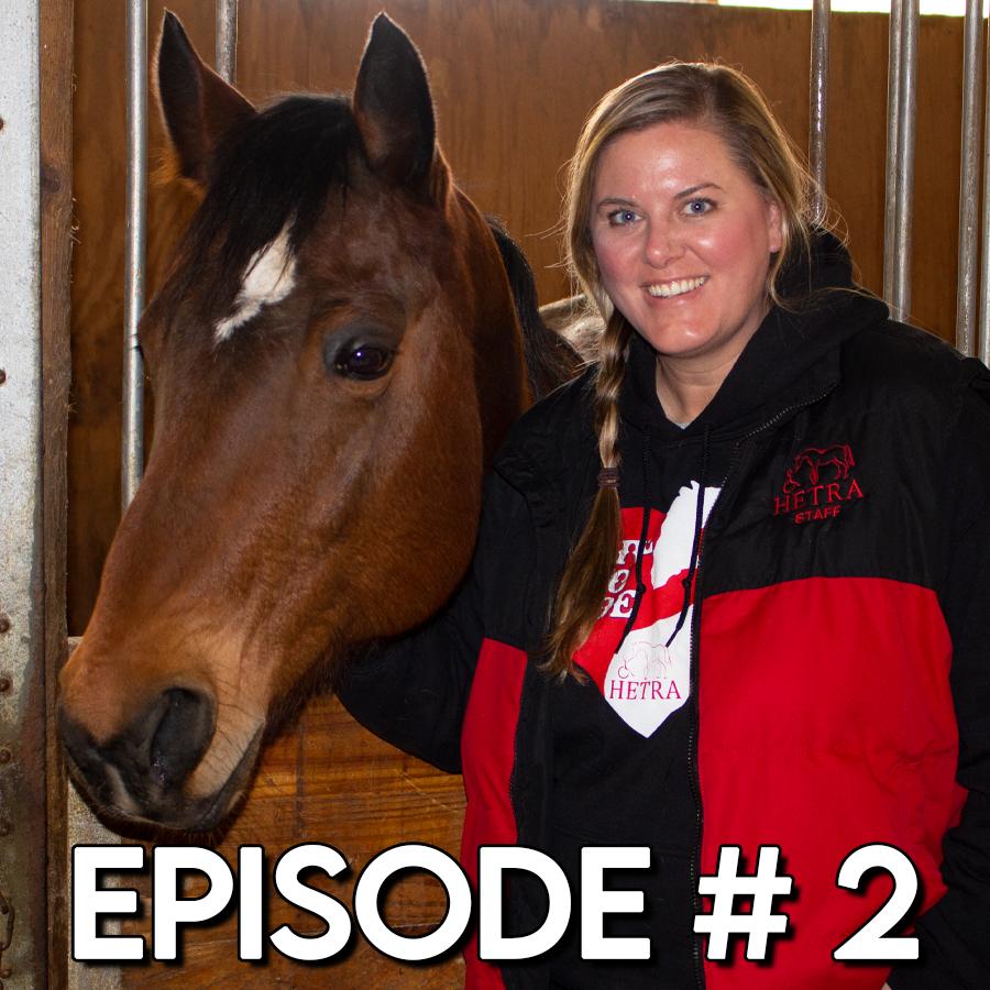 Episode #2: Mental Health & Horses with Kelli Hatzenbuehler