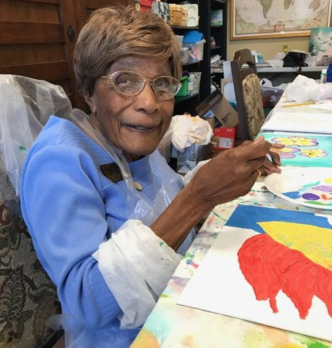 """The Case for """"Creative Aging"""" Programs"""