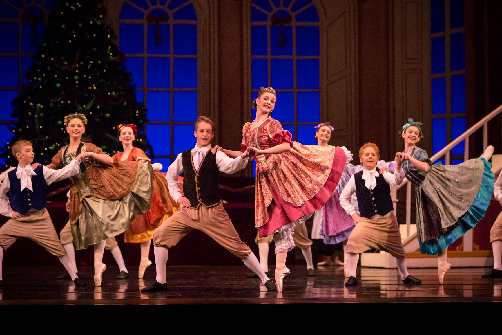 Nutcracker Ballet Taking the Stage Early this Year