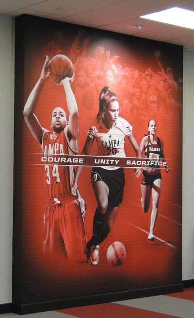 Sports Wall Print