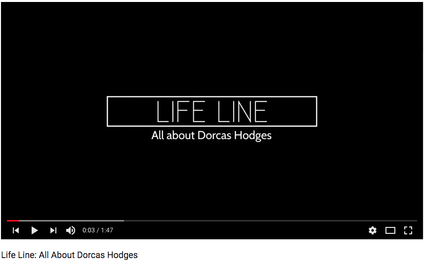 Life Line: All About Dorcas Hodges