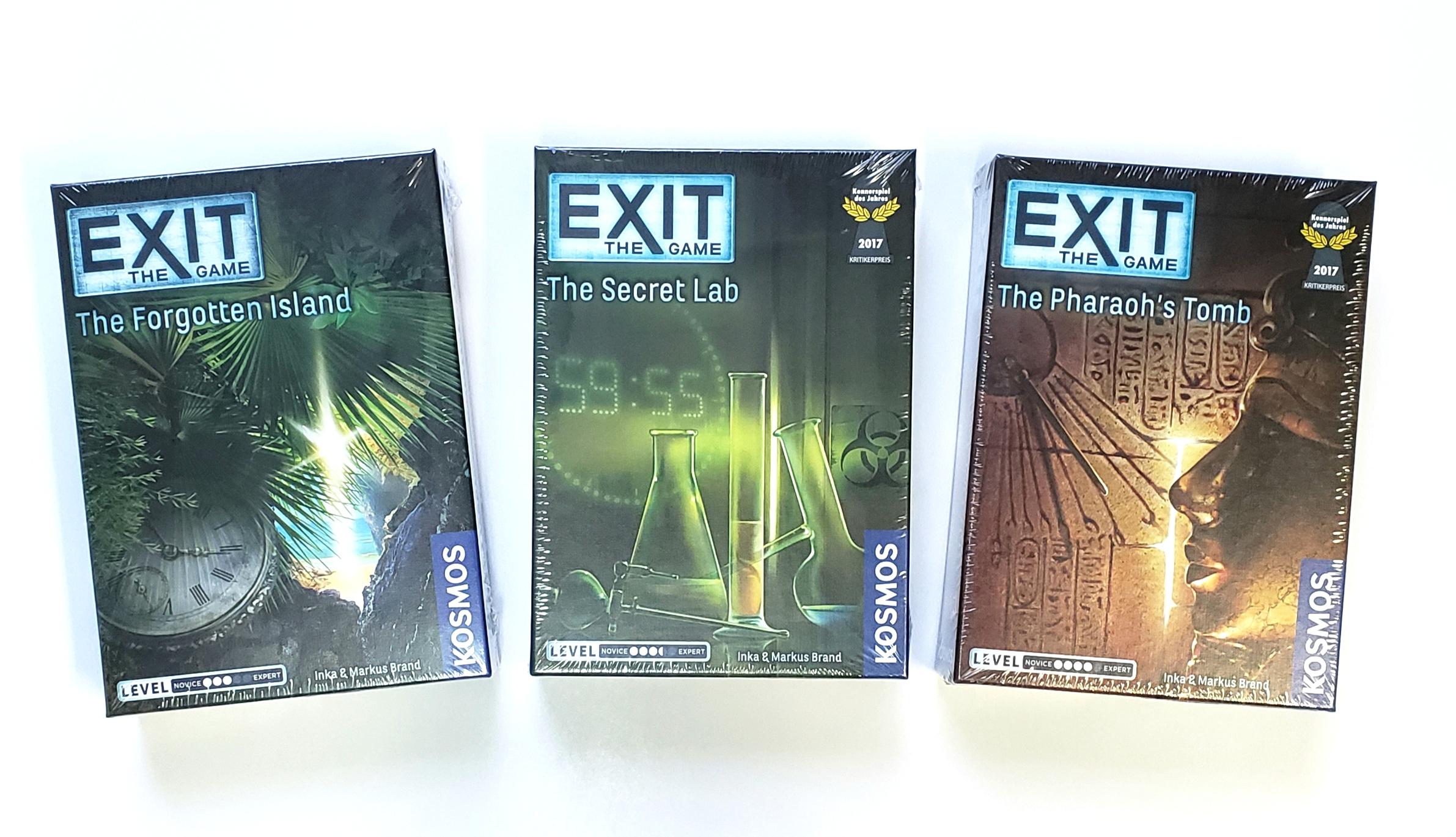 EXIT Game Series