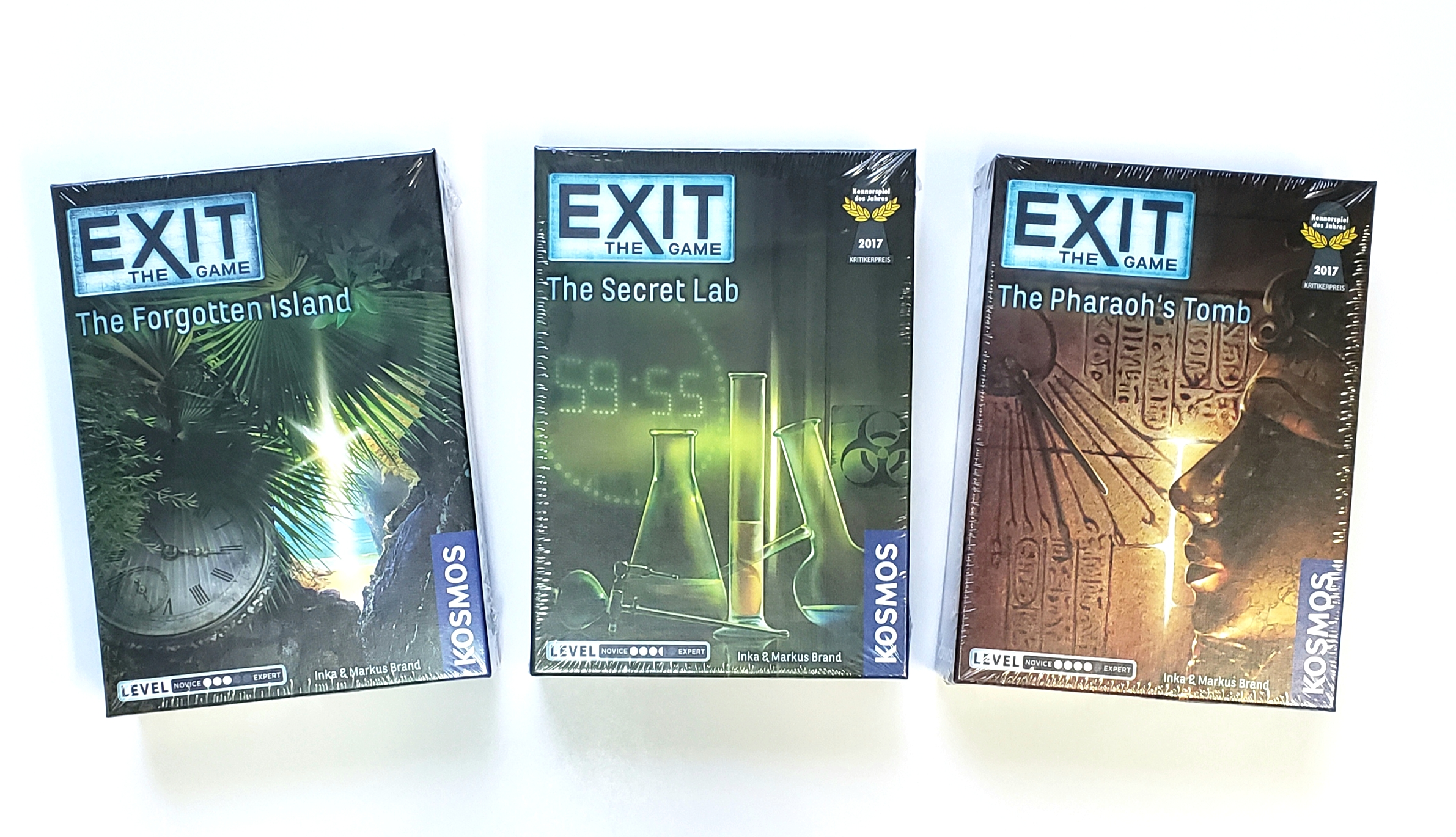EXIT Game Series