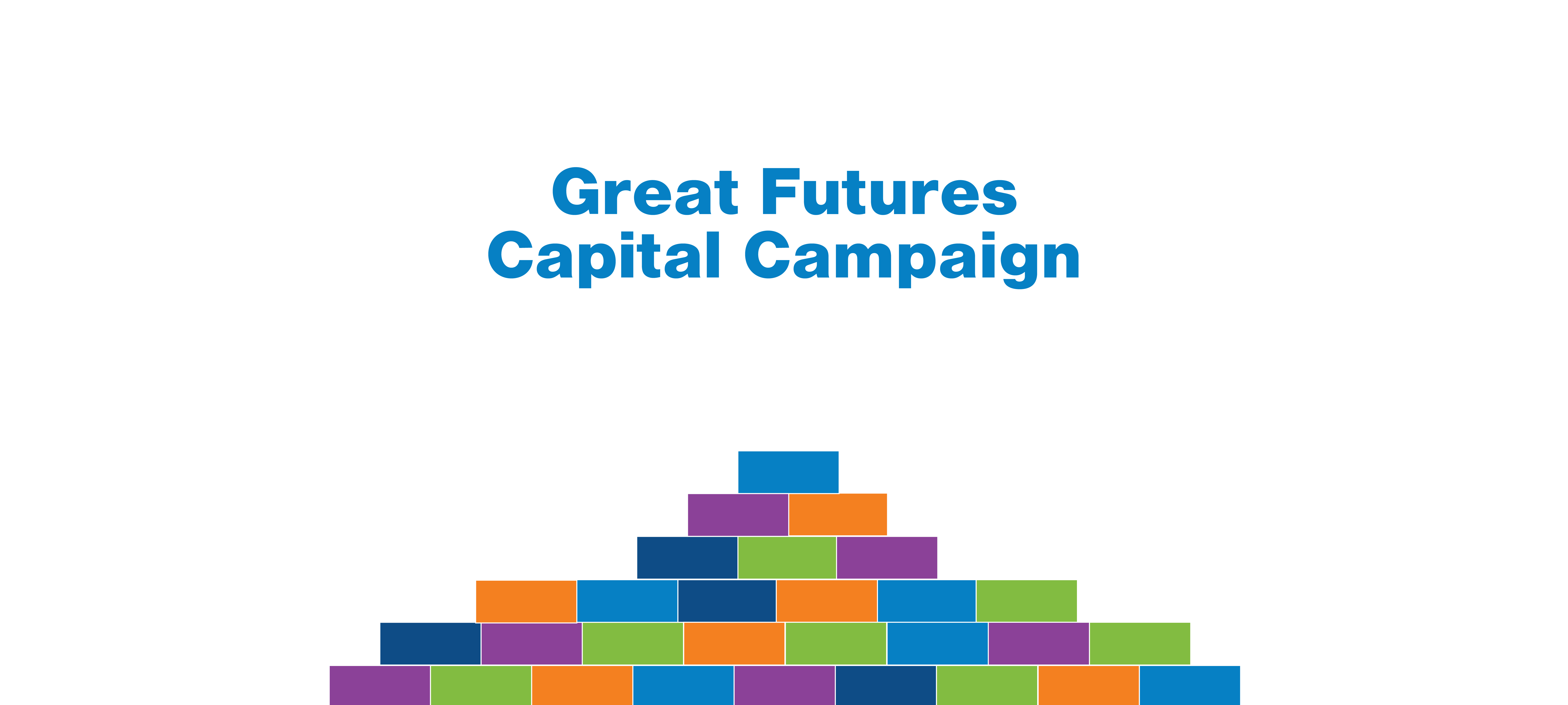 Capital Campaign w/ blocks Spotlight