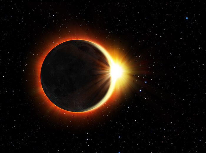 View the Solar Eclipse Safely!