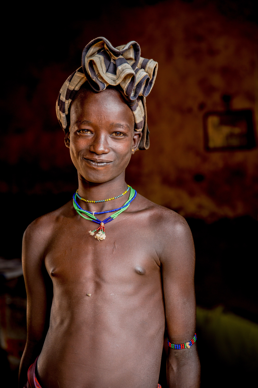 Boy from Jinka
