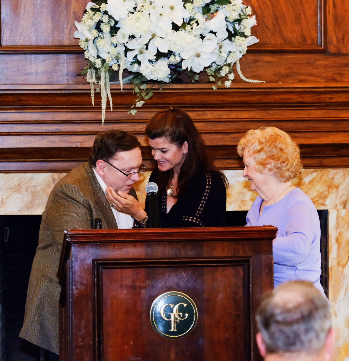 The late Mahlon Frankhauser is Brain Injury Services' Recipient of the 2017 Bryant Cohen Empowerment Award