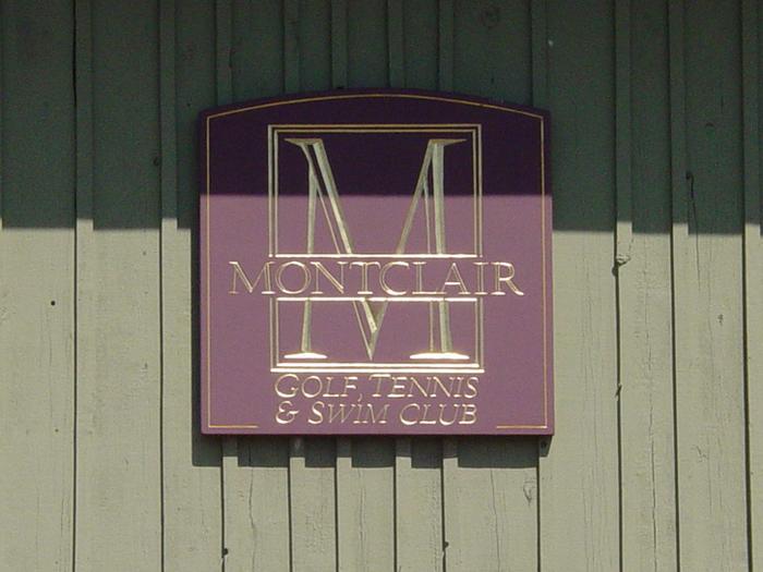 Montclair Community Sign