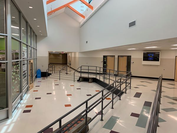 West High School / Romig Middle School Library Renovation Call For Public Art