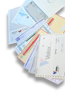 Forgery Protection for Checks and Important Documents