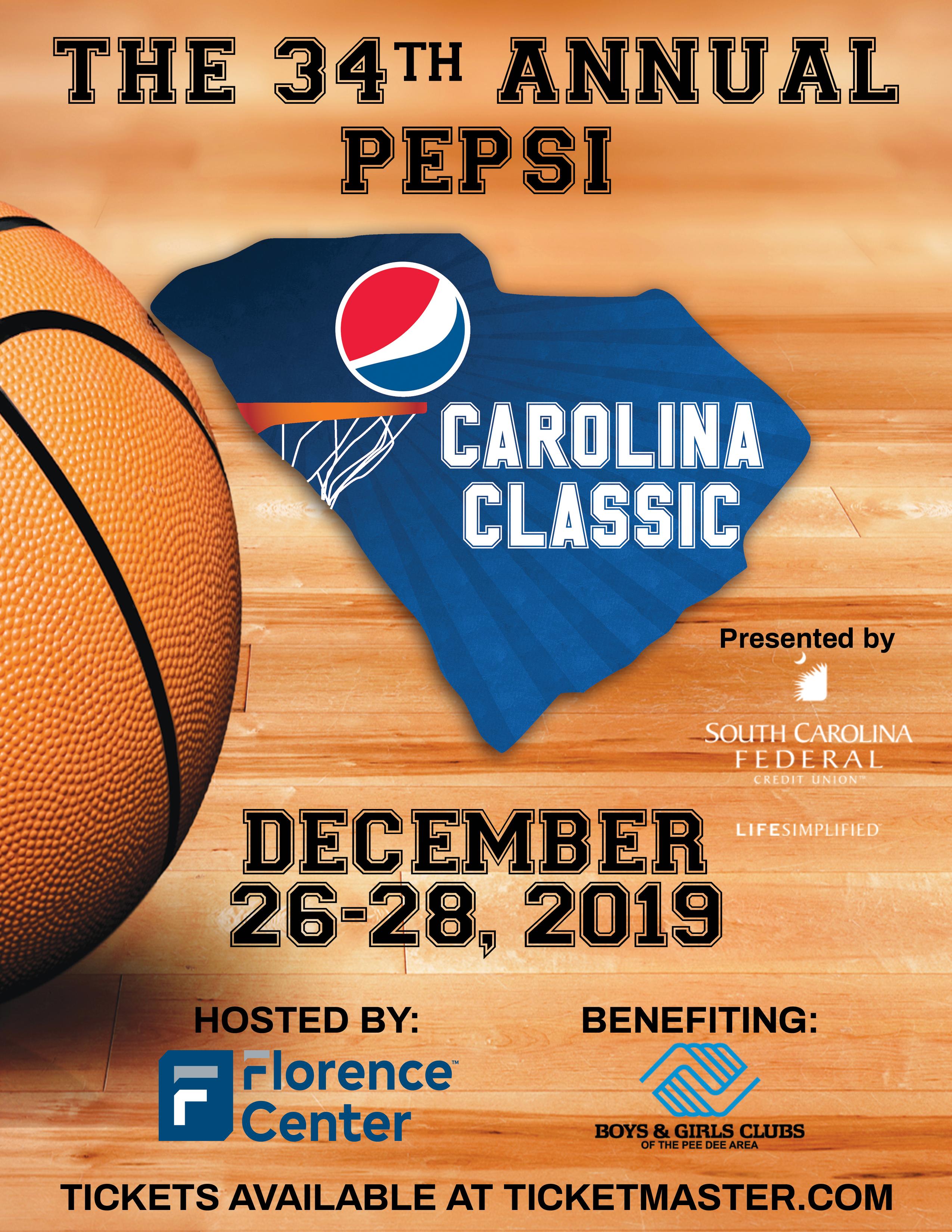 2019 Pepsi Carolina Classic