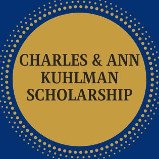 Charles & Ann Kuhlman Memorial Scholarship