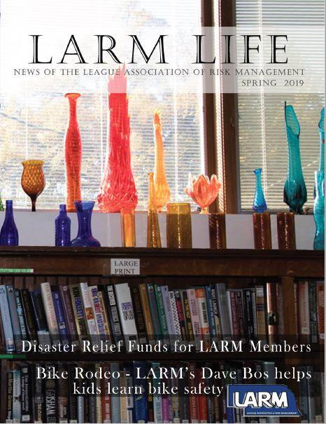 View Spring 2019 LARM Life Magazine