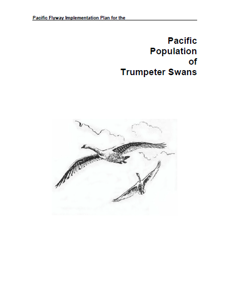 2008 Pacific Coast Population Management Plan
