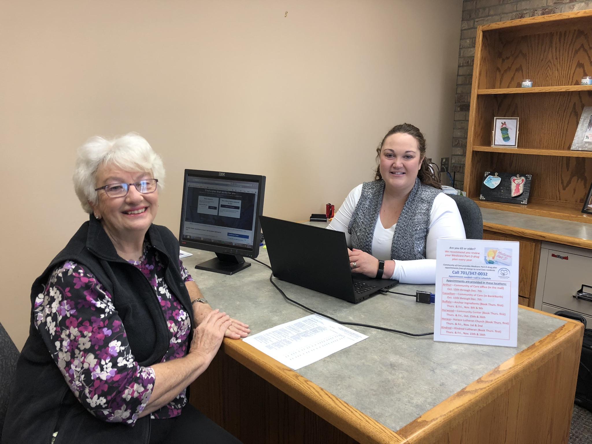 Medicare Part D enrollment