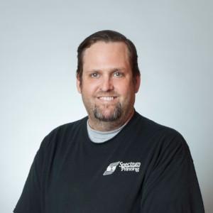 Jason Behrends, Digital Press Operator