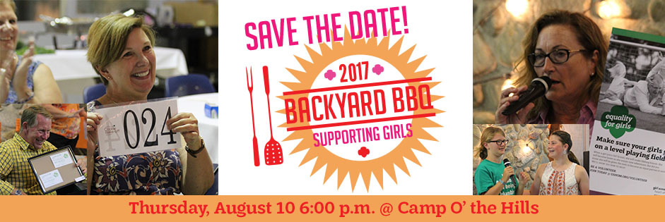 BBQ Save the Date