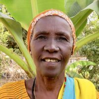 Elizabeth Gabrieli, Mwanza, Tanzania