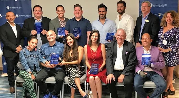 2018 Community Leader Zest Award