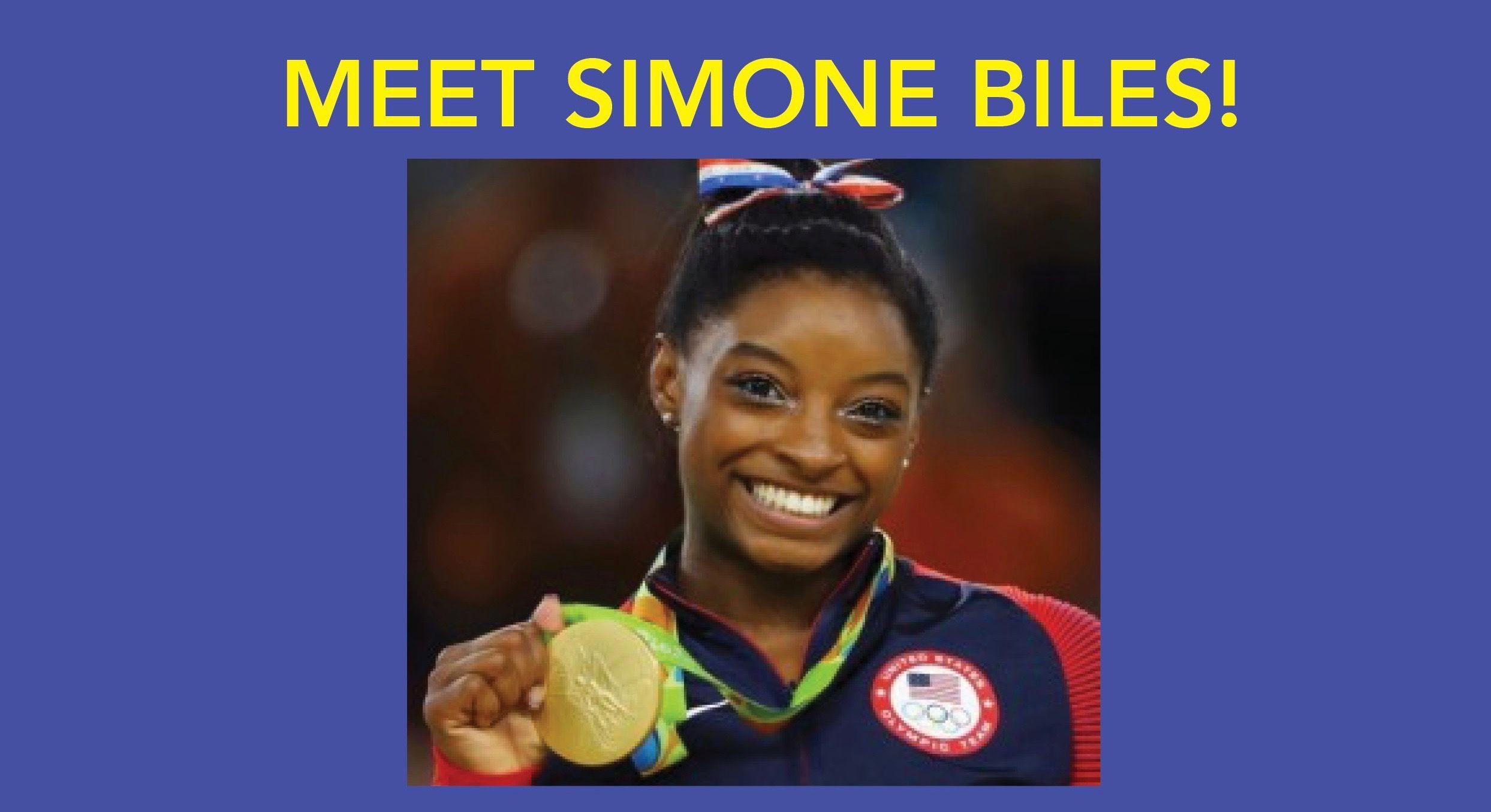 Meet Simone Biles