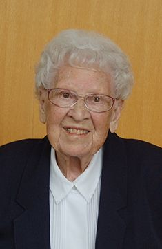 In Loving Memory of Sister Rose Schweitzer