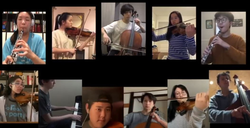Musical Healing By Flume Ensemble: A Virtual Concert