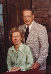 Dr. and Mrs. George and Ruth Miller