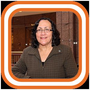 State Rep. Hilda Santiago, Meriden