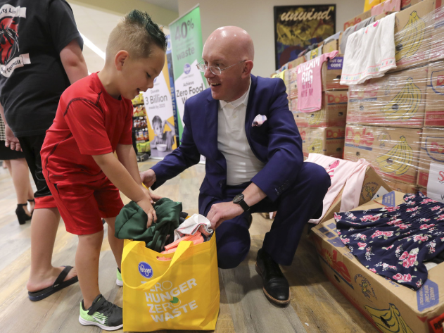 Deseret News: Remodeled Smith's Store Community Initiative