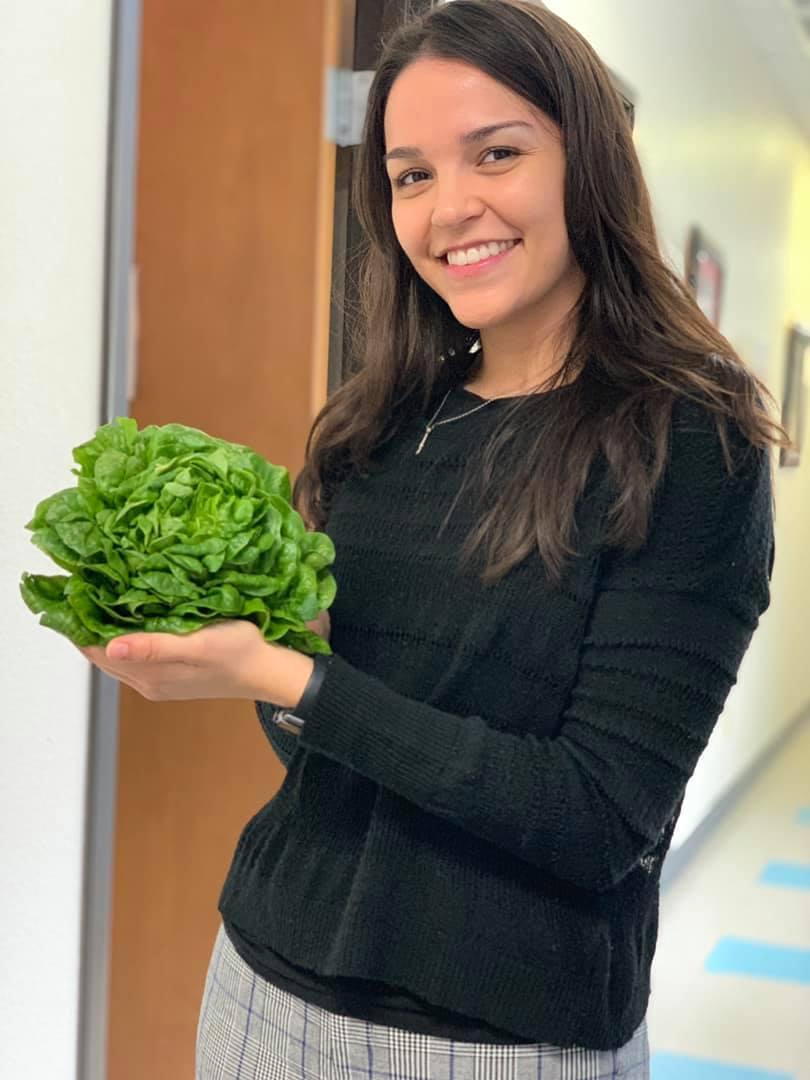 Vanessa Saenz, Integrated Care Intern