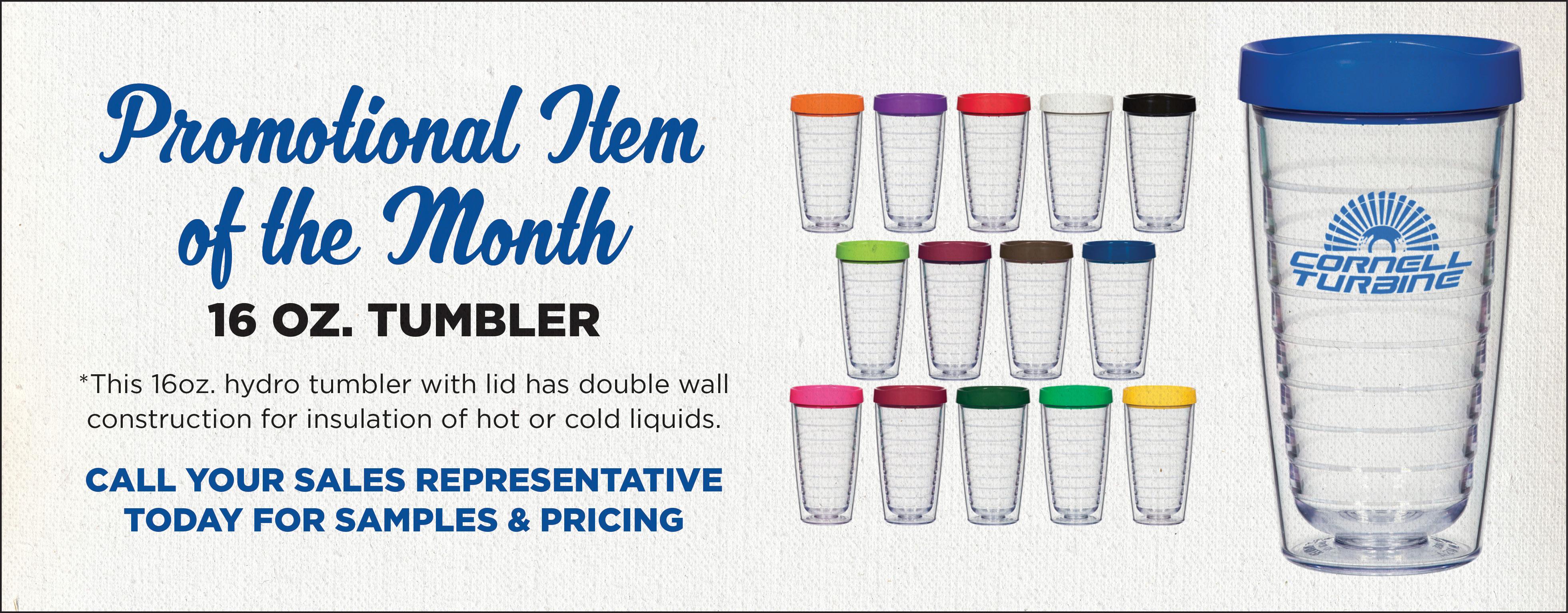 Tumbler - promo item