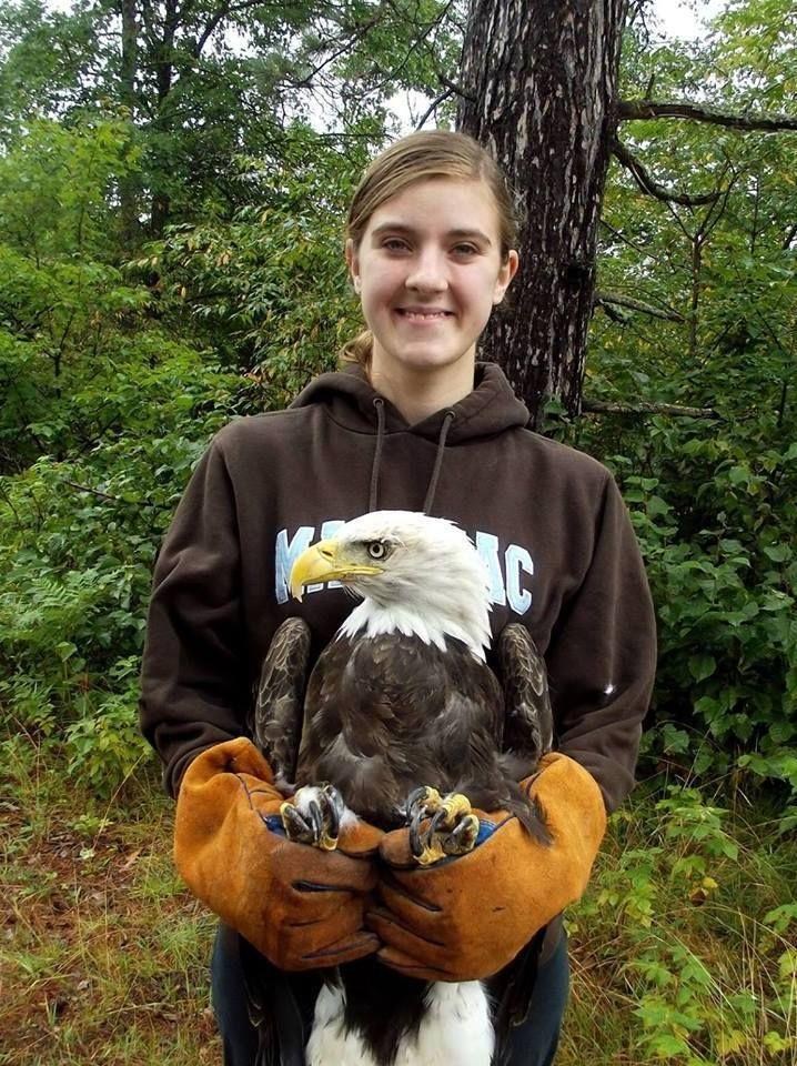 Amanda Schirmer, Advanced Wildlife Rehabilitator