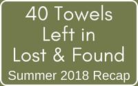 2018 Towels #