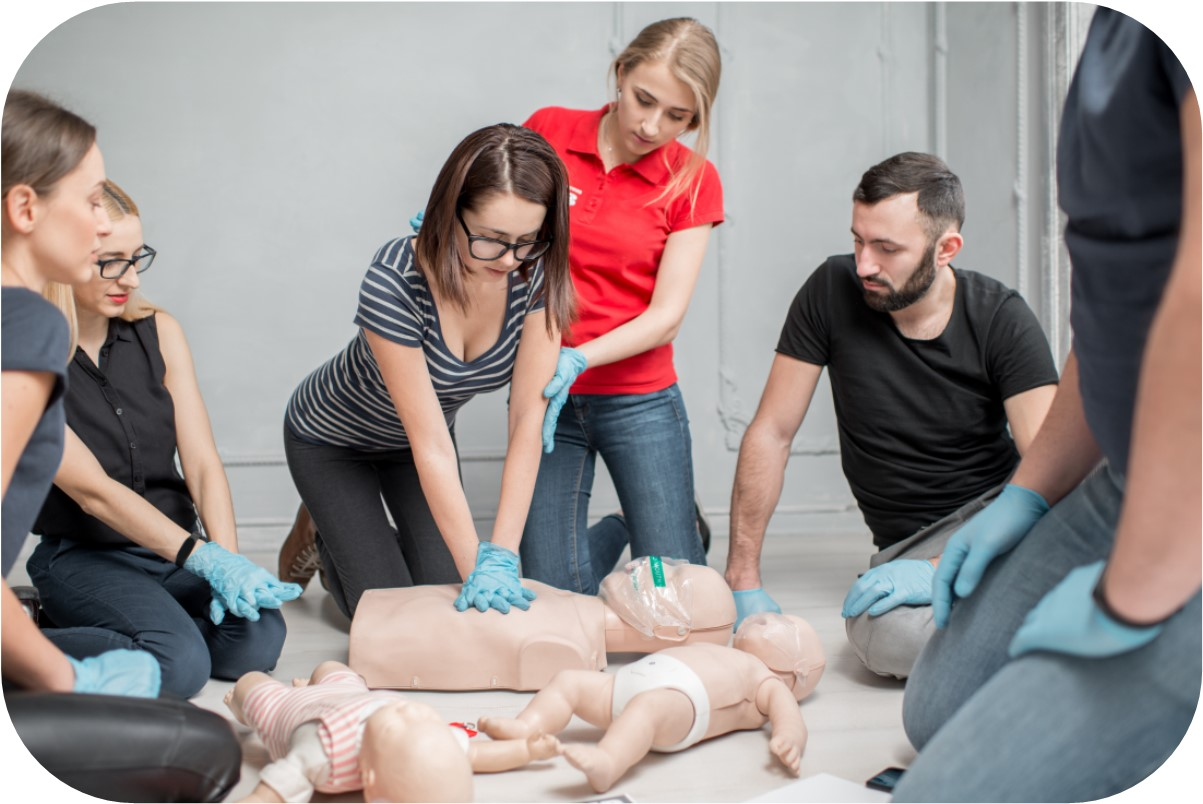 American Red Cross Professional CPR/AED Training