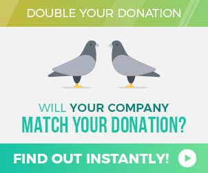 The Secret to Doubling Your Donation