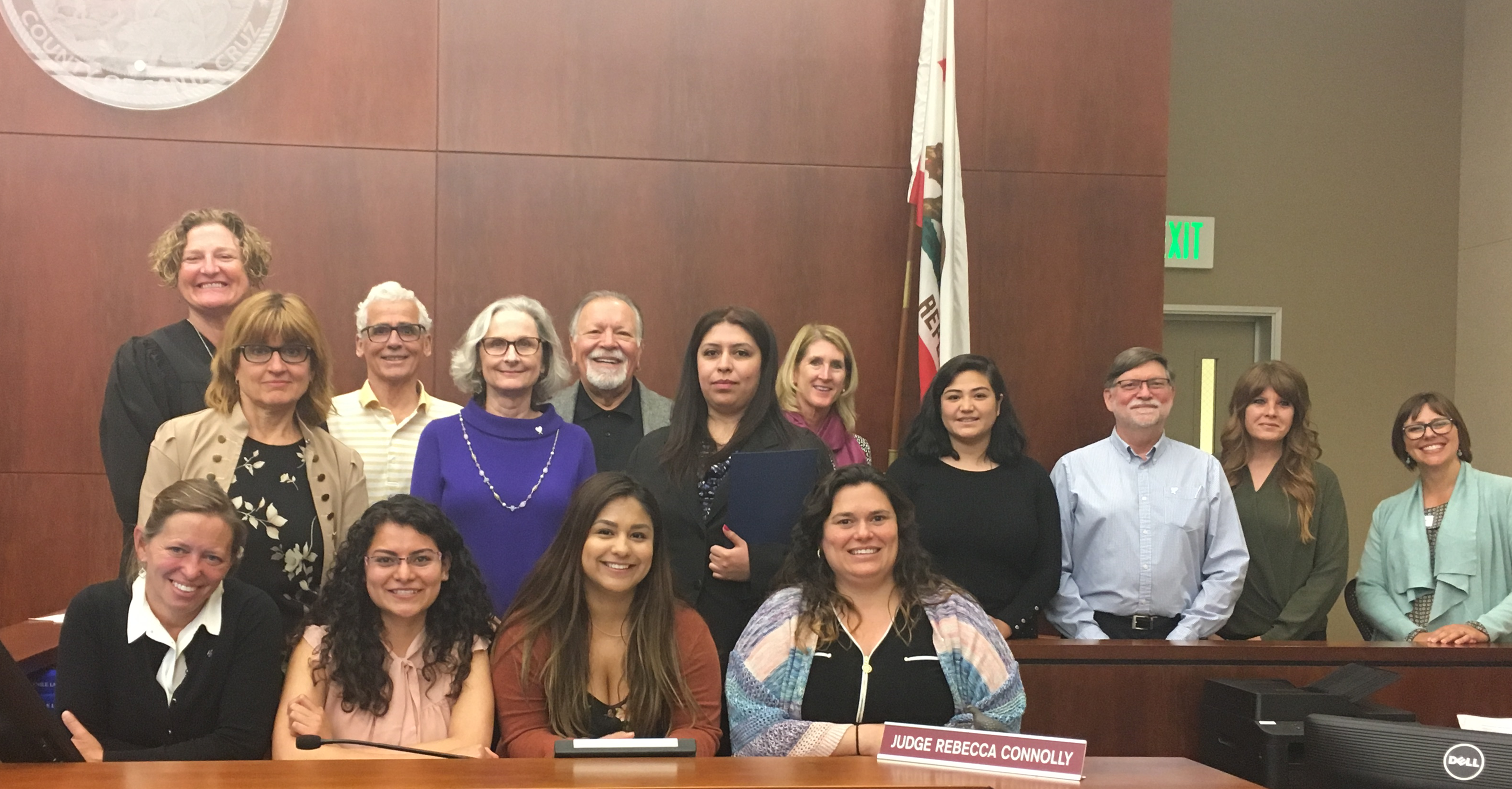 Congratulations to our newest class of Court Appointed Special Advocates!