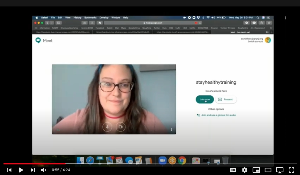 VIDEO TUTORIAL: How to Use Google Meet