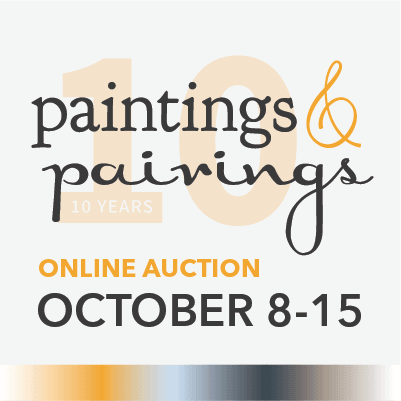The Moment You've Been Waiting For - the Auction is Open!