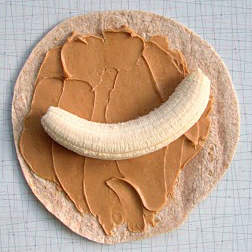 Banana Wraps Activity