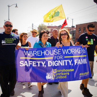 Warehouse Workers United Campaign