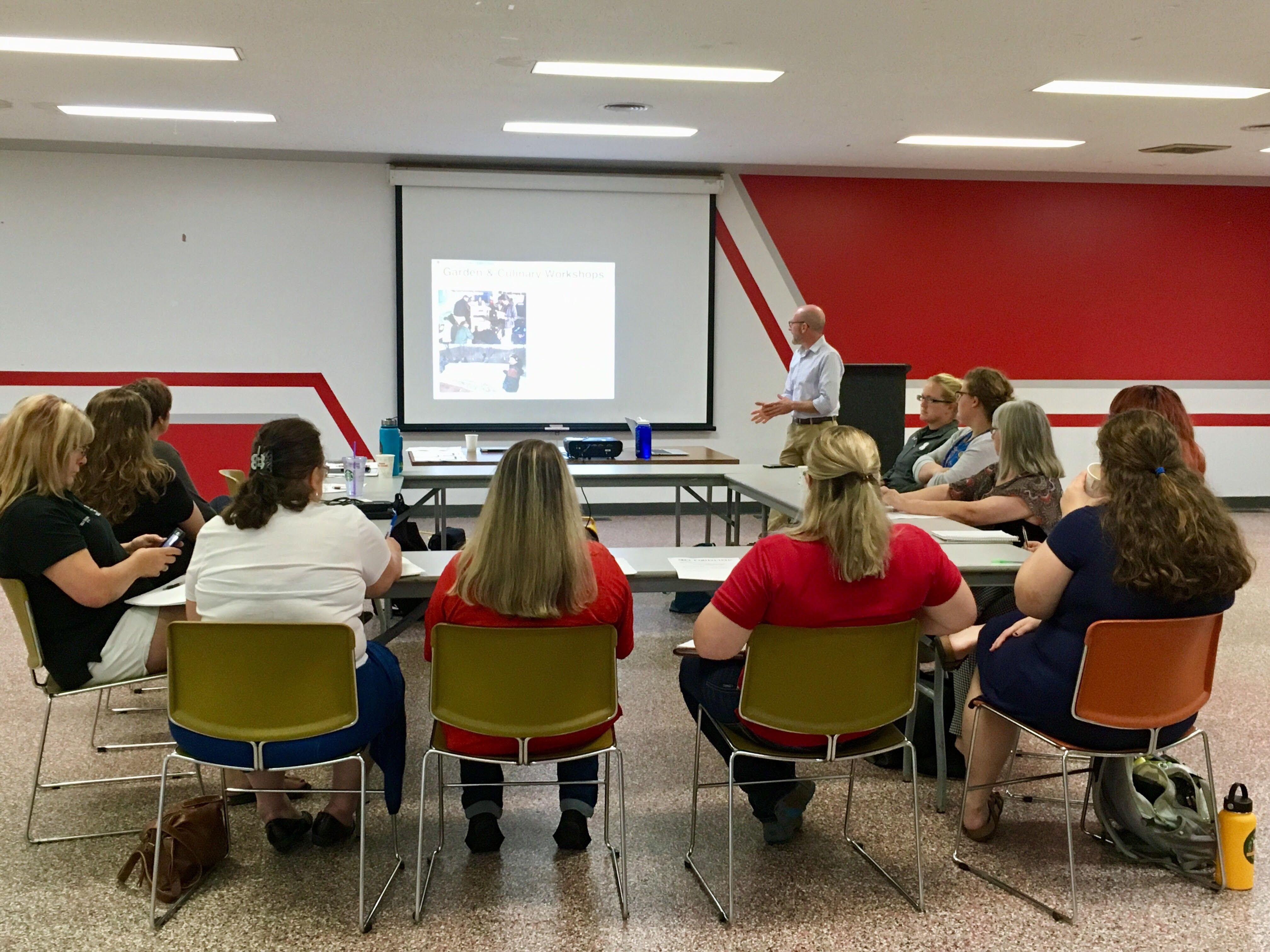 SEO FOODLINK: Resource Seminars