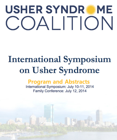 Download Your Digital Copy of the #USH2014 Program and Abstracts
