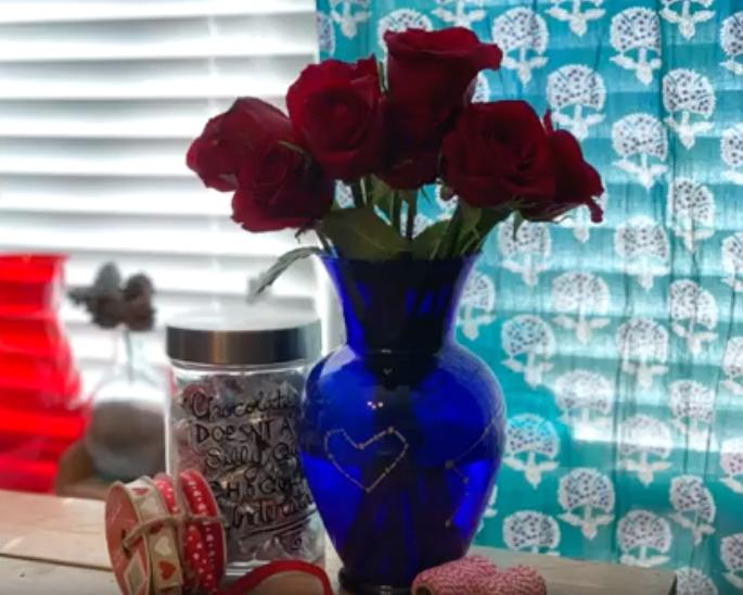 Star-Crossed Vase