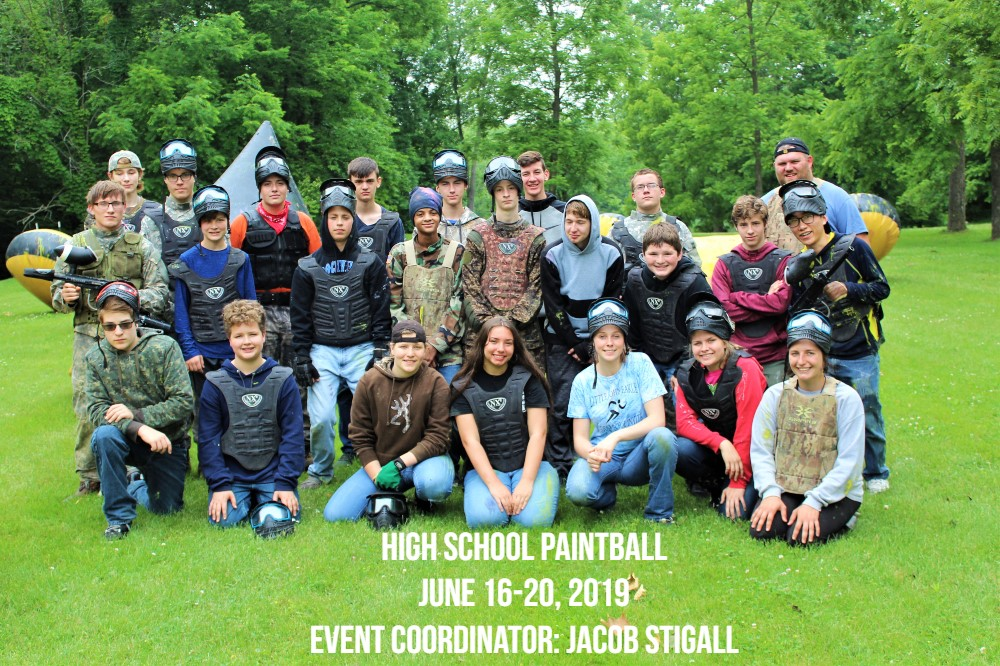High School Paintball